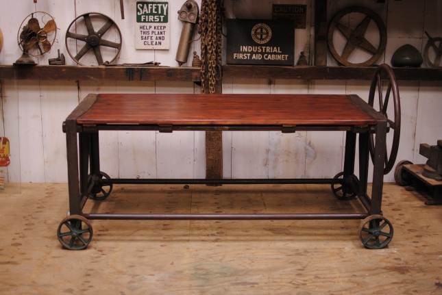 clamping table woodworking
