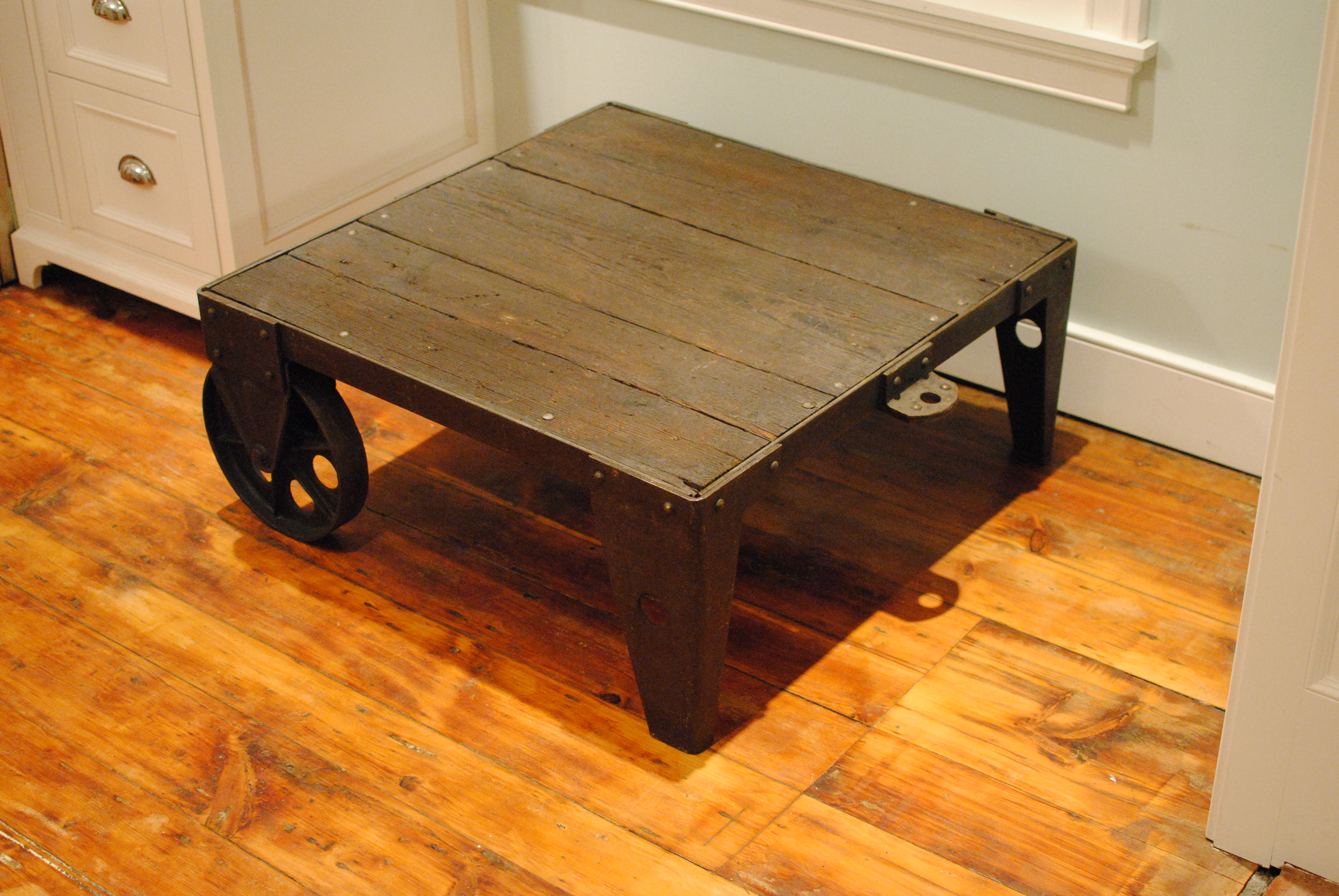 3 Repurposed Coffee Tables